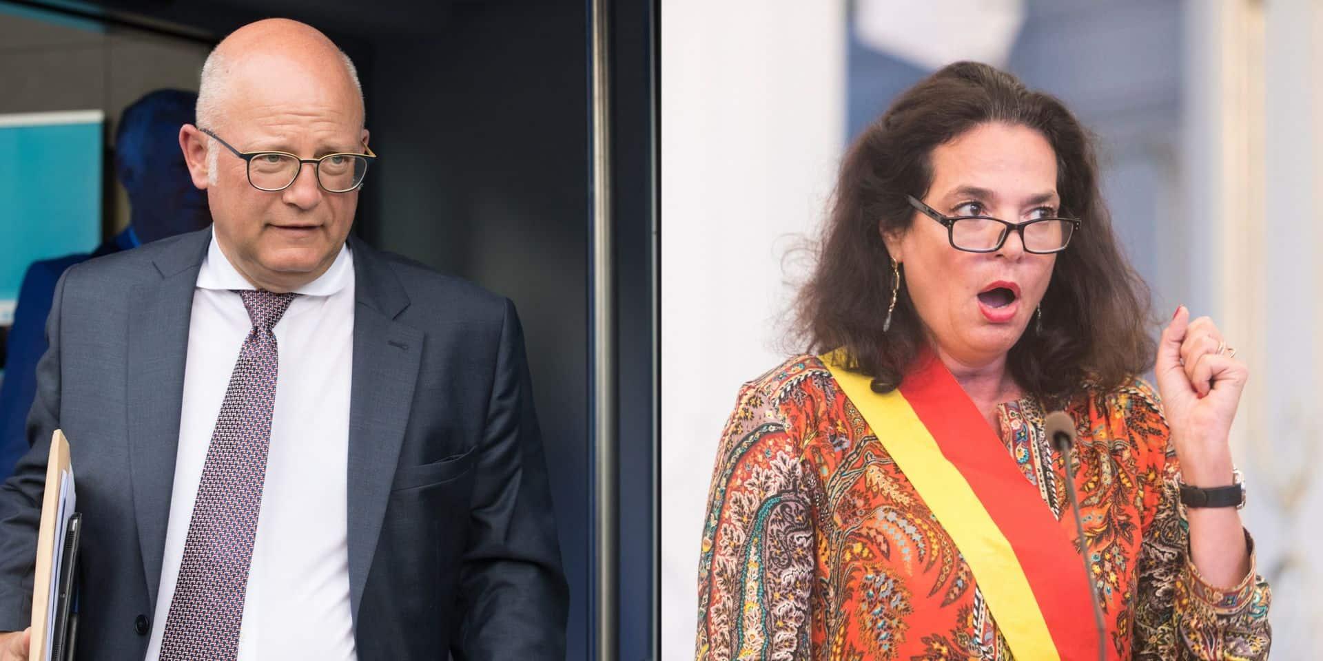 """Qui est derrière la tentative de putsch anonyme contre Charles Michel? Jean-Luc Crucke et Christine Defraigne l'assurent: """"Ce n'est pas nous"""""""