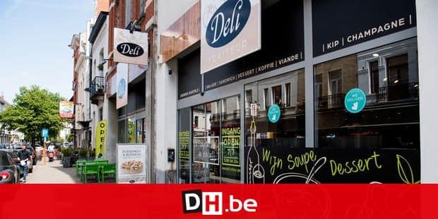 Bruxelles - Le Mac Donald sis a la bascule et le deli traiteur de la rue du page victimes d'un braquage à quelques semaines d'intervalle