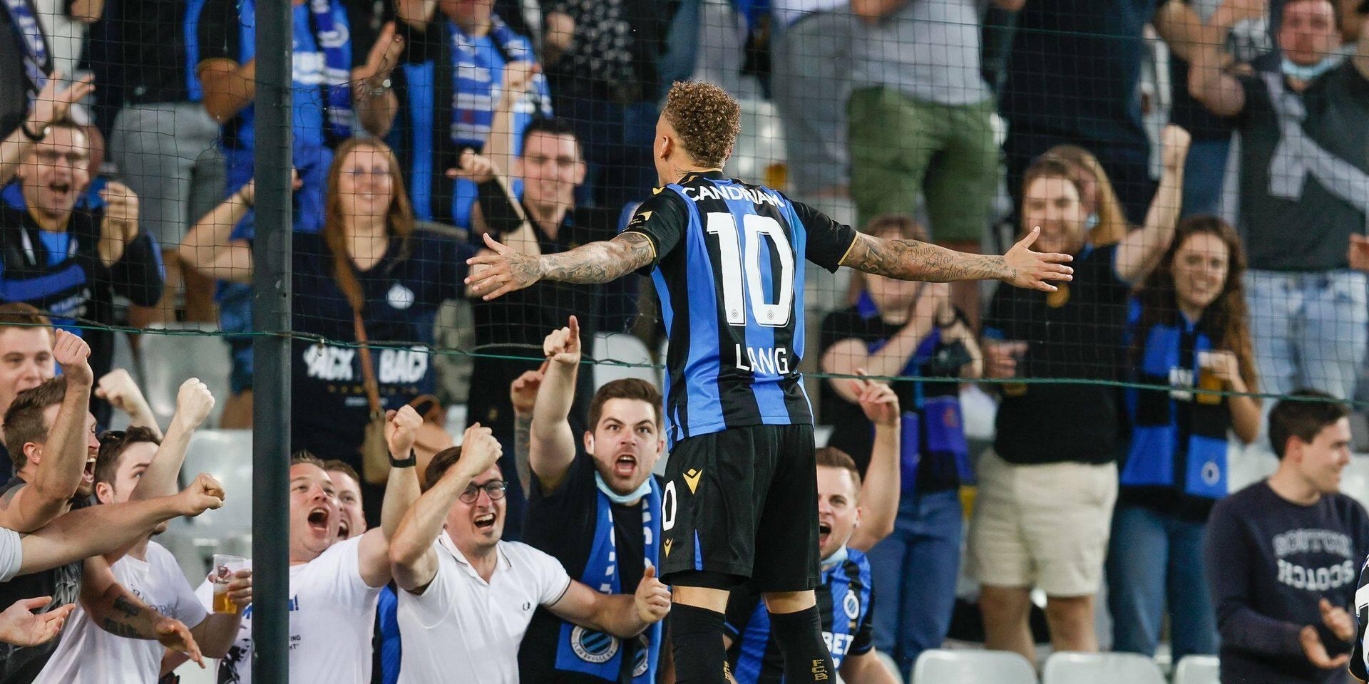 Le Club Bruges renverse Genk et s'offre une 16e Supercoupe