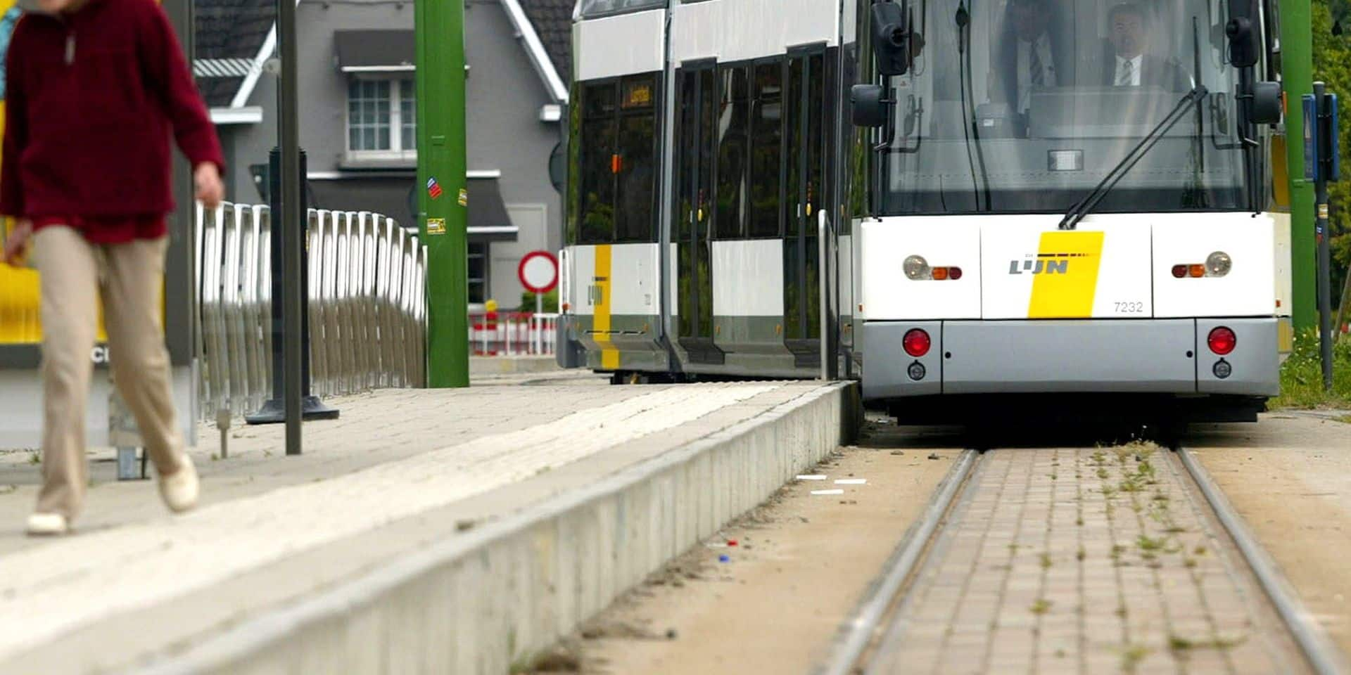 Six mineurs interpellés après l'agression d'un conducteur de tram