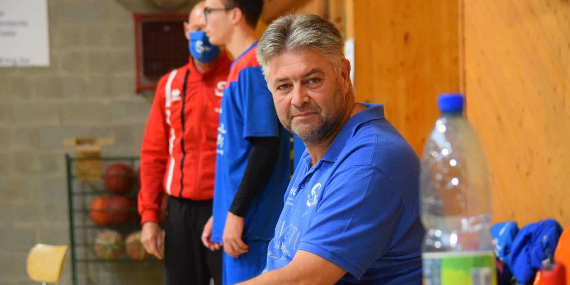 Volley-ball: Stabulois B déclare forfait pour le reste de la saison