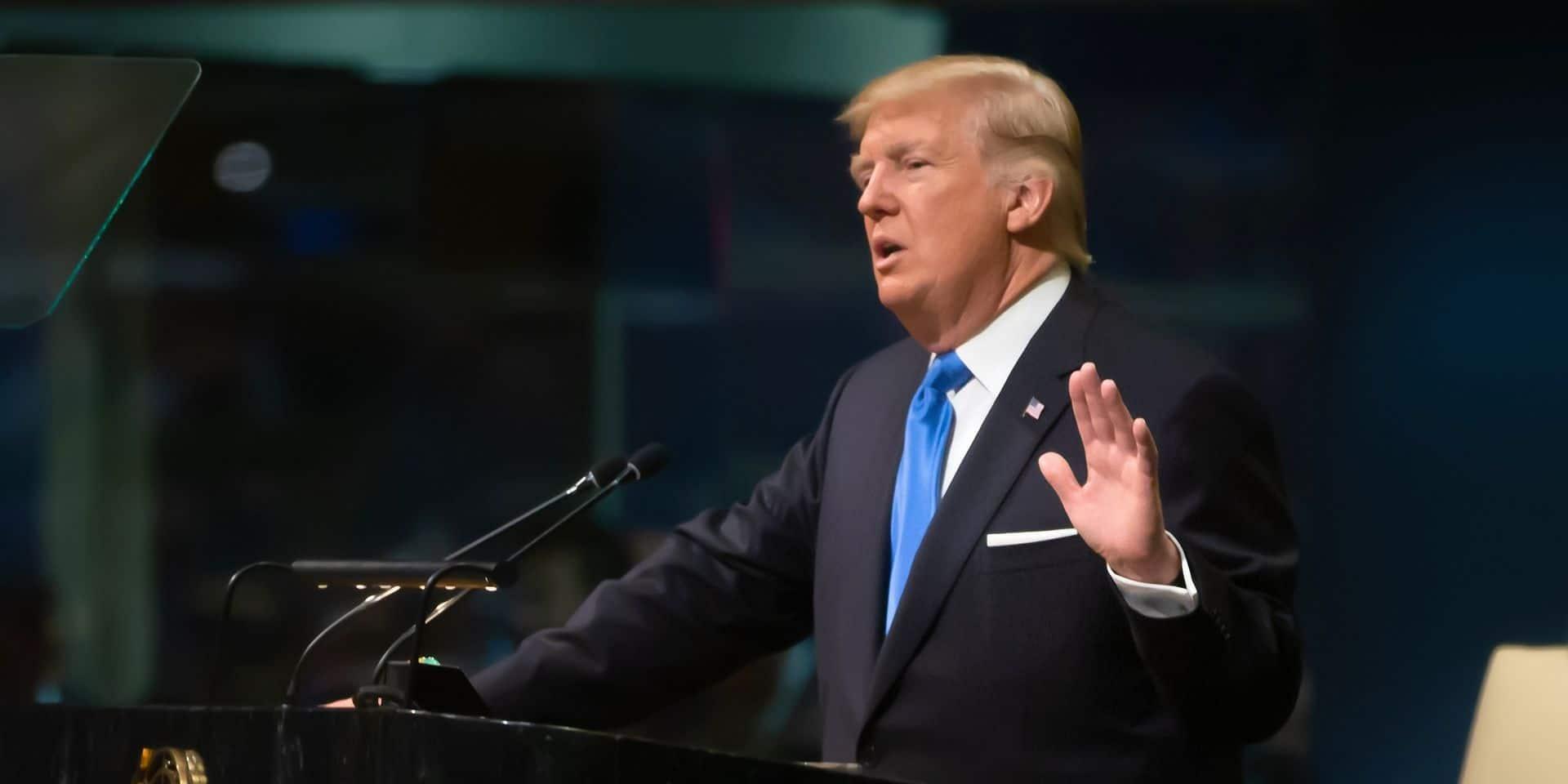 Accusations de fraude électorale: les avocats de Donald Trump vont s'exprimer