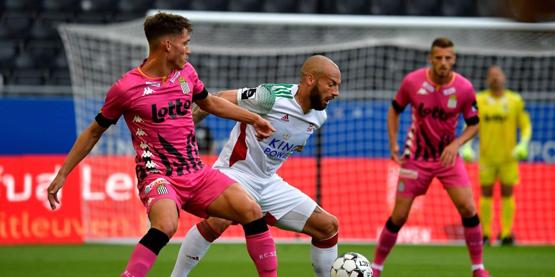 OHL-Charleroi: des Zèbres vaillants… et séduisants