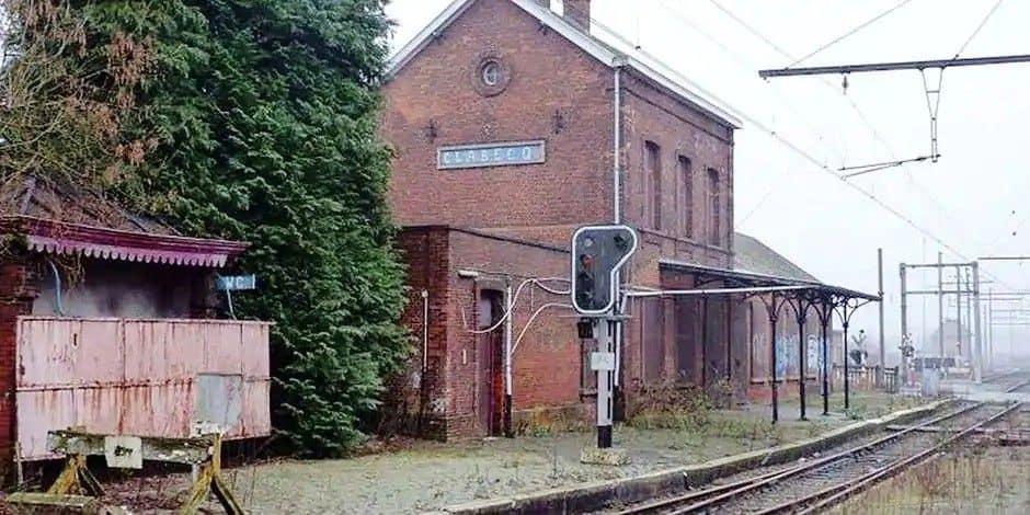 La gare de Clabecq est mise en vente à 350.000 euros