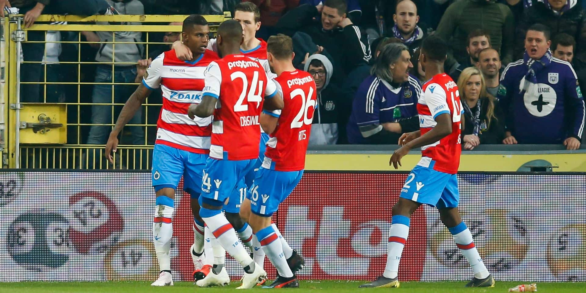 Face à Bruges et vu la différence de niveau, Anderlecht devra éviter de battre ces records négatifs