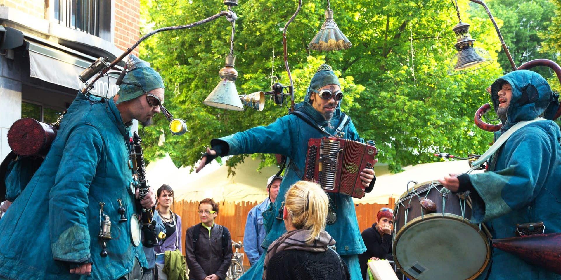 Namur en mai, annulé, lance un crowdfunding pour les artistes