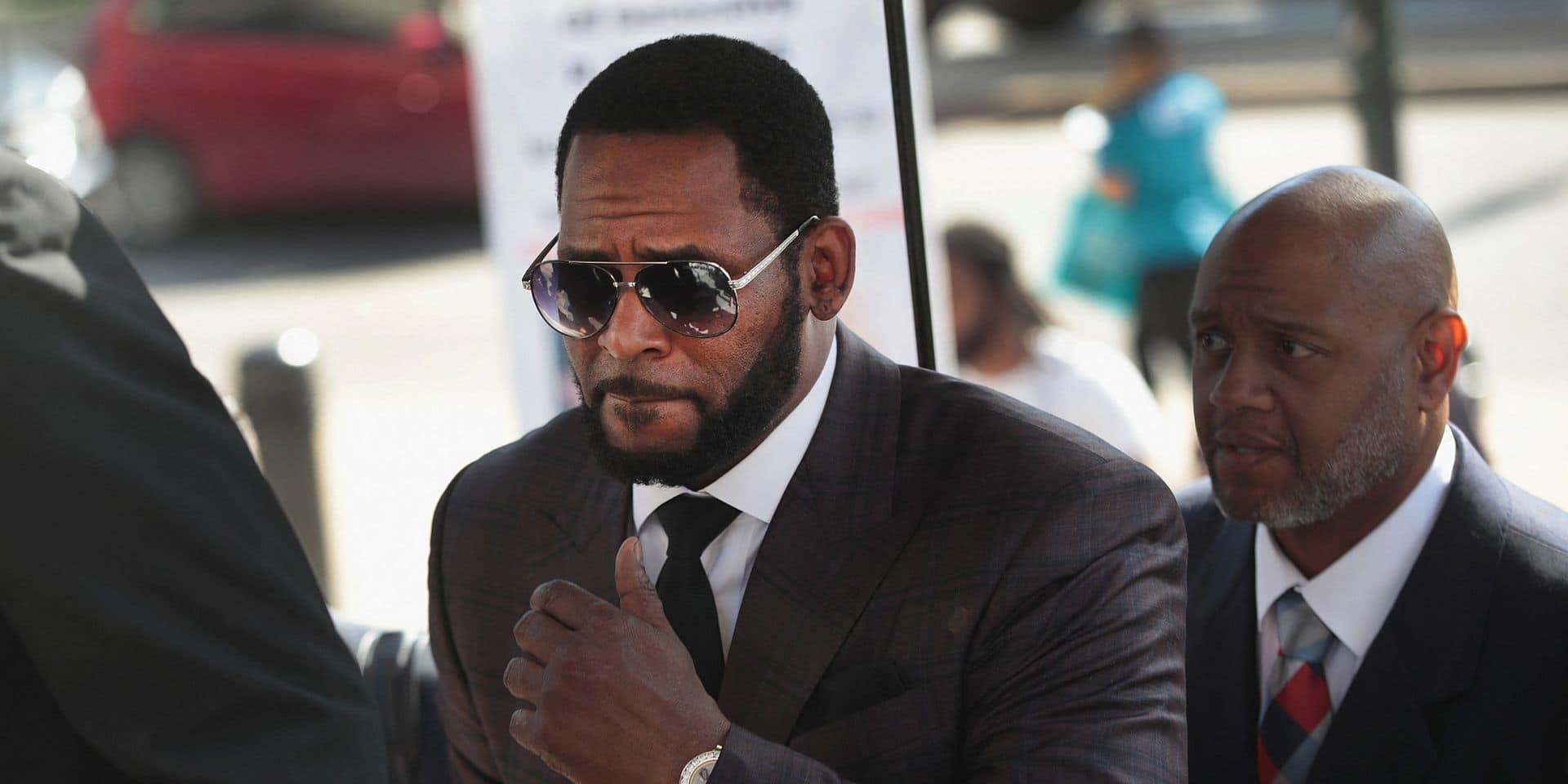 Le chanteur R. Kelly transféré dans une prison de Brooklyn avant son procès, début août