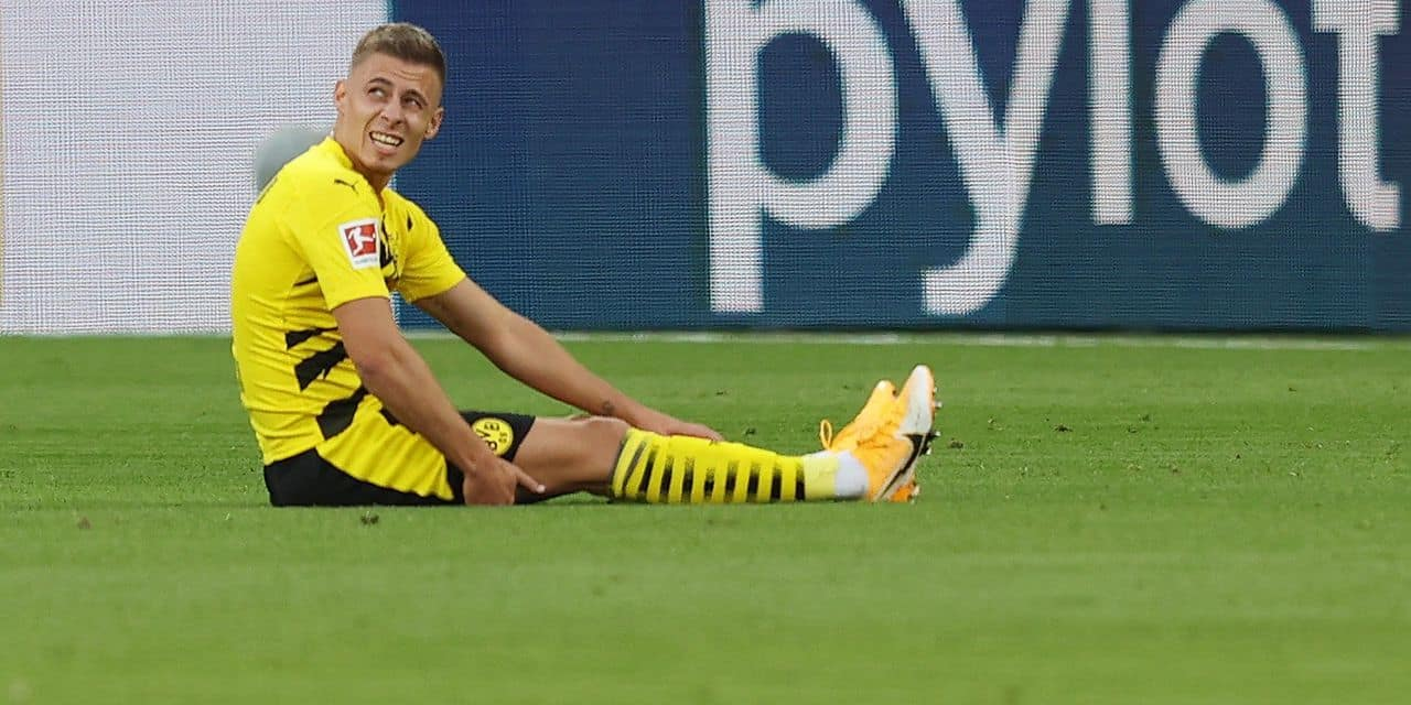 firo: 19.09.2020 Fuvuball: Soccer: 1st Bundesliga BVB Borussia Dortmund. - VfL Borussia Mv? Nchengladbach, Moenechengladbach, Gladbach