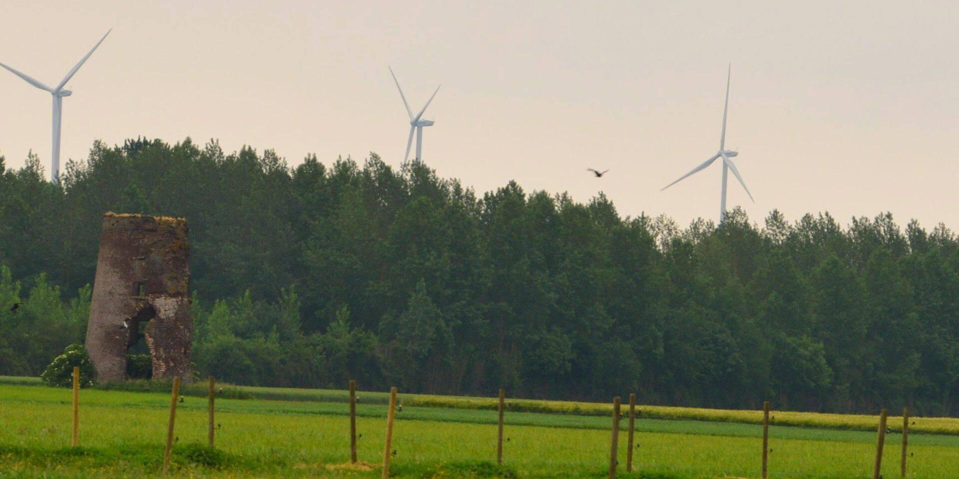 Brasménil : une vidéo sur le projet éolien Moulins du Buissenet