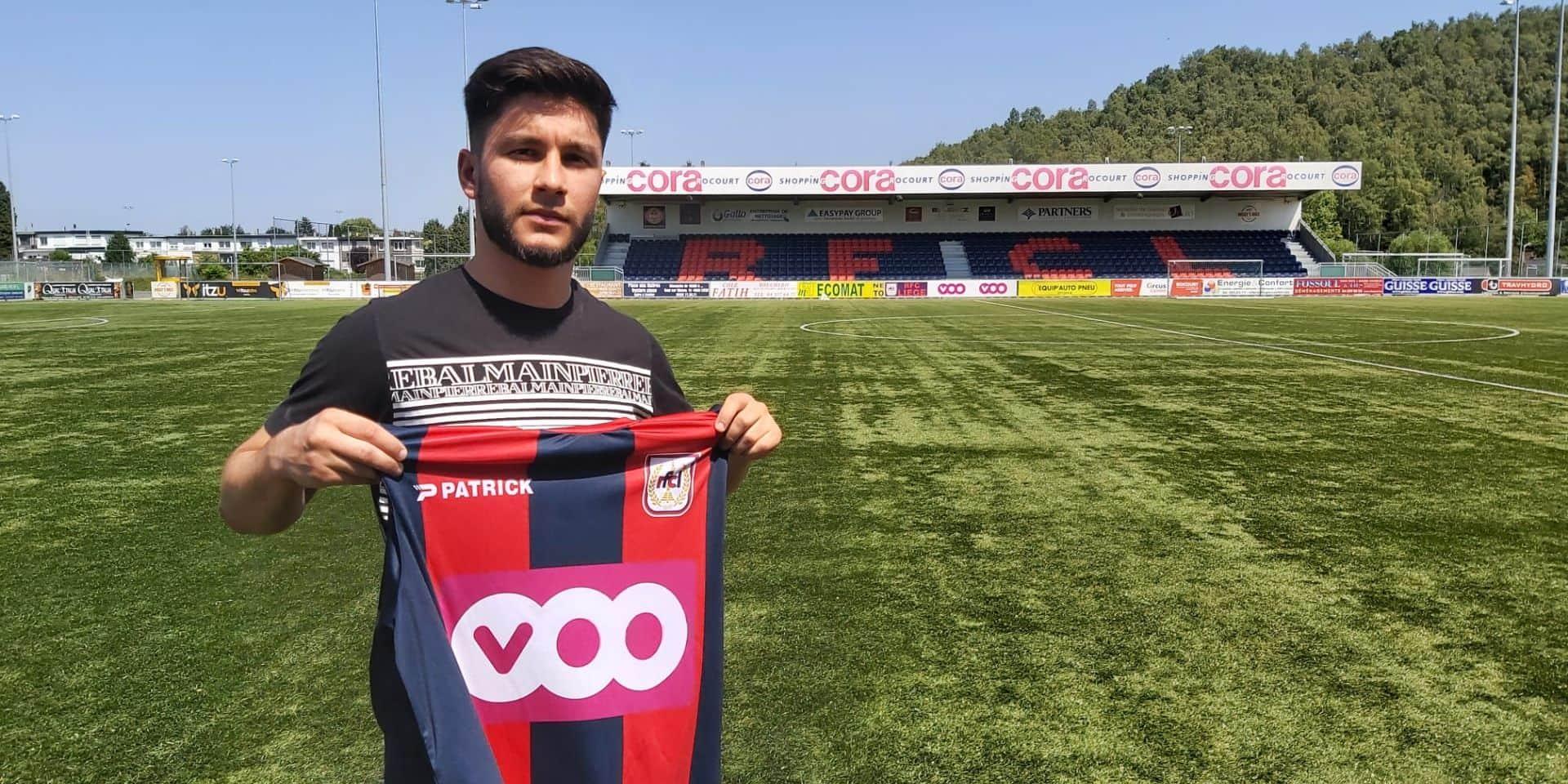 Le RFC Liège transfère un joueur formé au Club de Bruges et confirme plusieurs départs
