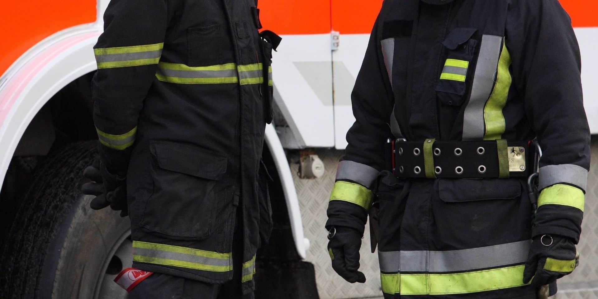 Cinq blessés dans une explosion à Couvin