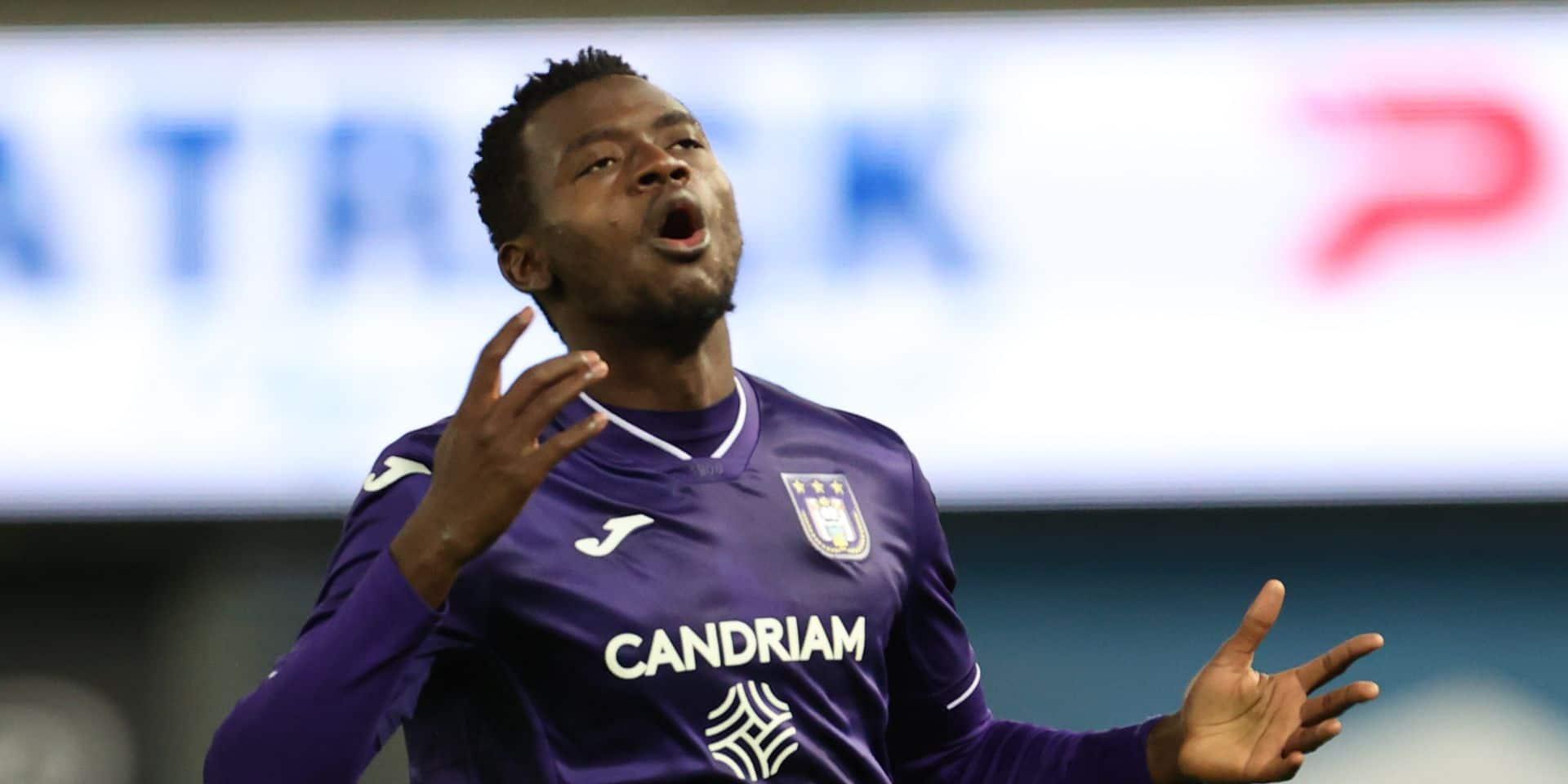 Mustapha Bundu prêté au FC Copenhague jusqu'en fin de saison