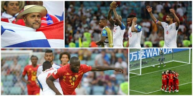 """Comment la presse panaméenne a perçu la rencontre """"historique"""" contre les Diables rouges - La DH"""