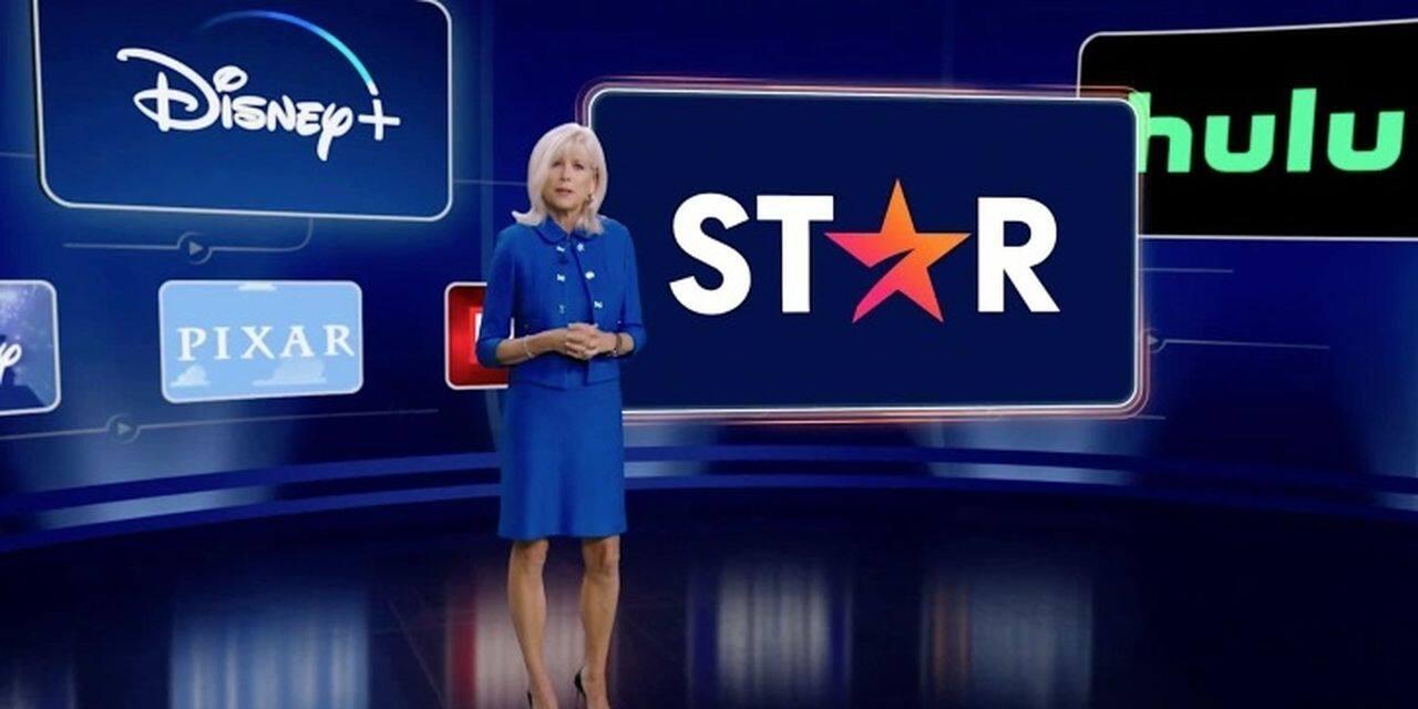 Disney lance un nouveau service de streaming le 23 février 2021 : Star