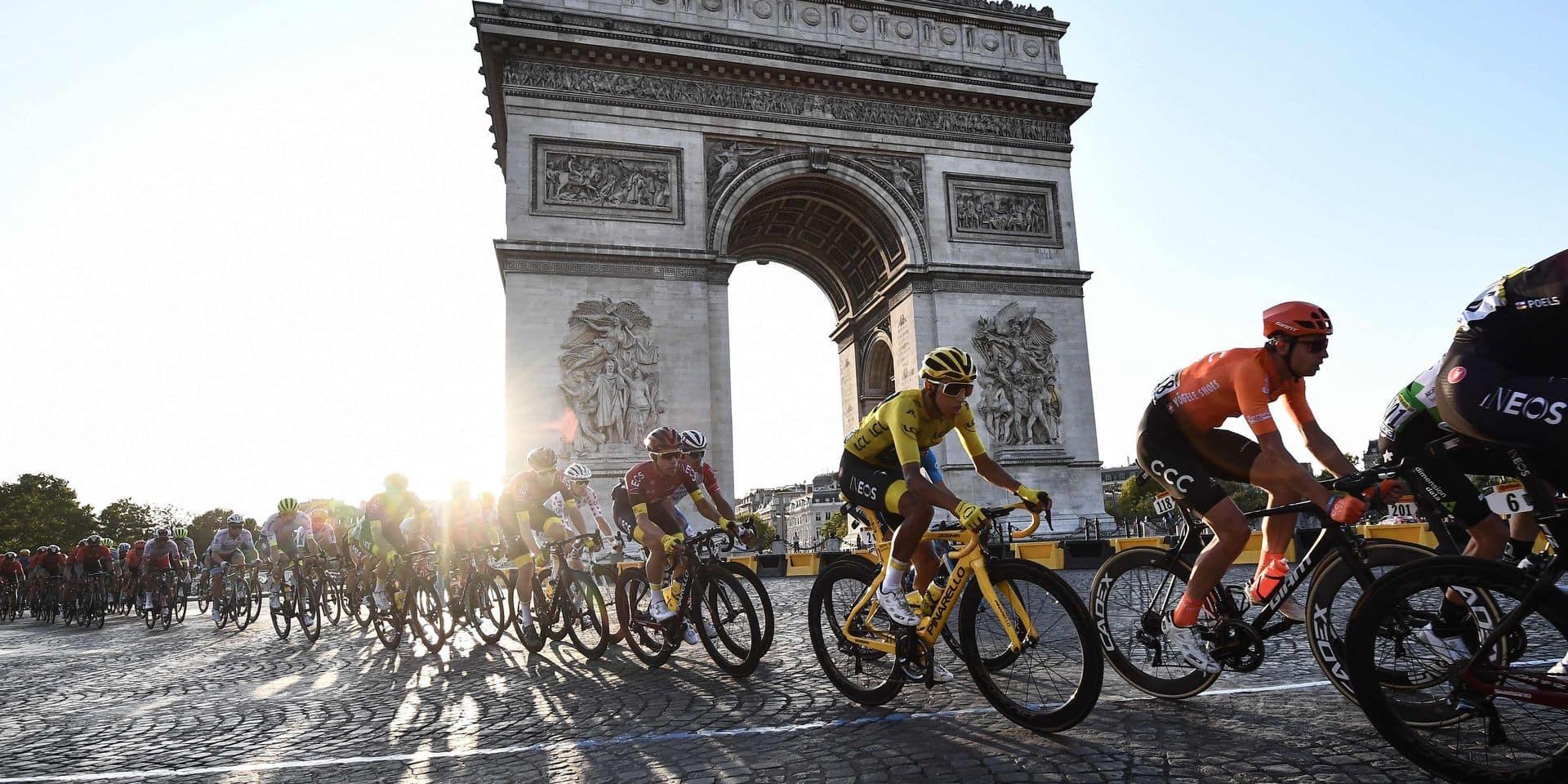 Insolite: ce radar a flashé en rafale les voitures du Tour de France