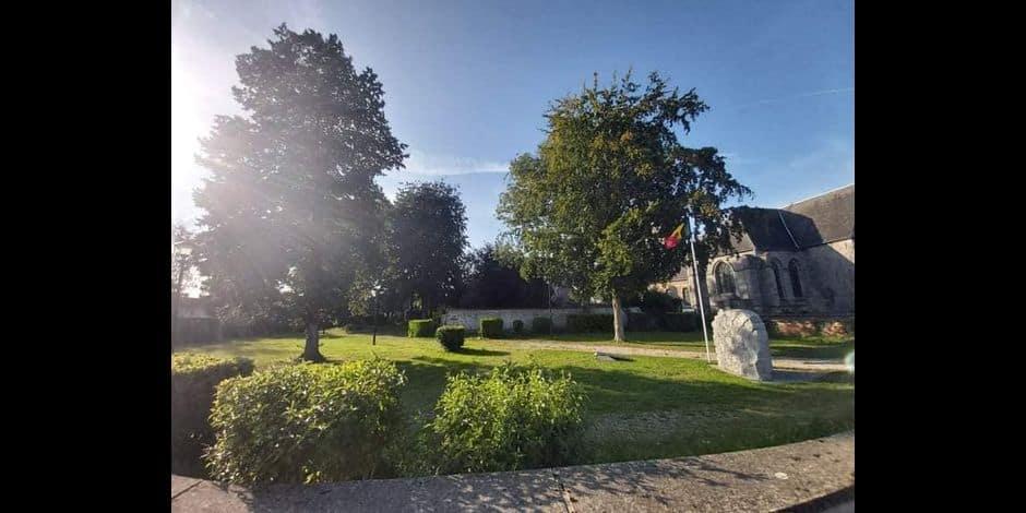 Un parc Julos Beaucarne à Ecaussinnes