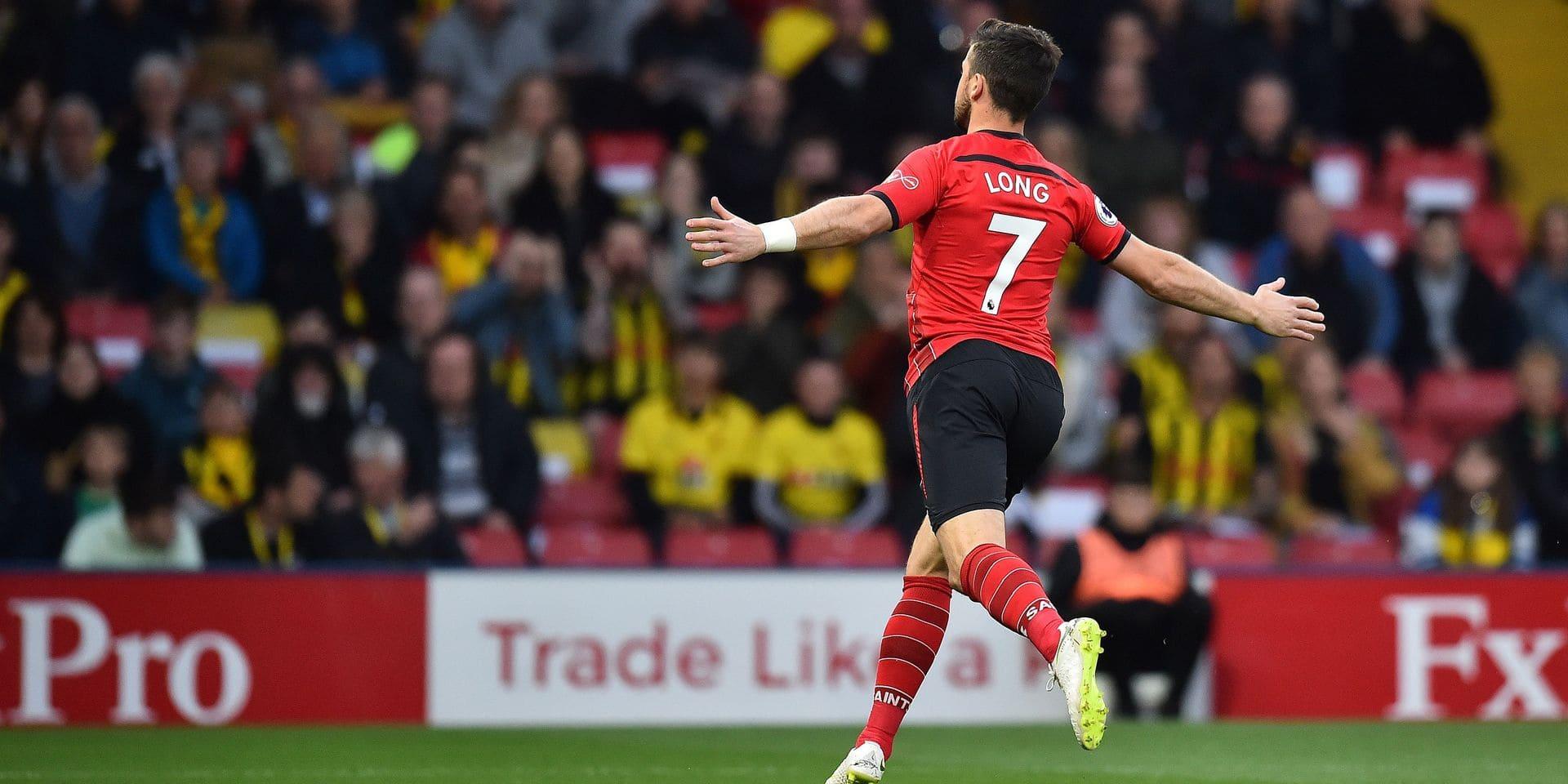 Shane Long inscrit le but le plus rapide de la Premier League: 7 secondes !