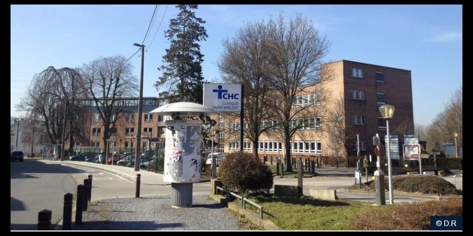 Un hôpital entièrement dédié au Covid-19 à Liège ?