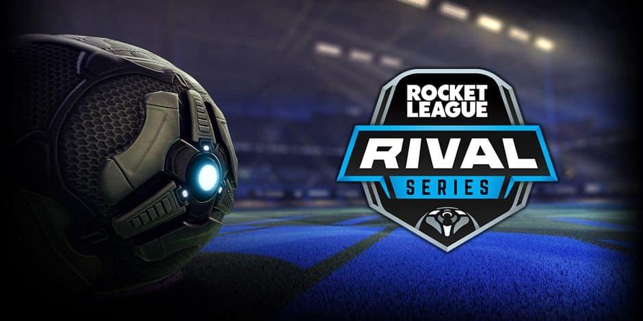 Le seul Belge en Rocket League Rival Series commencera sur le banc