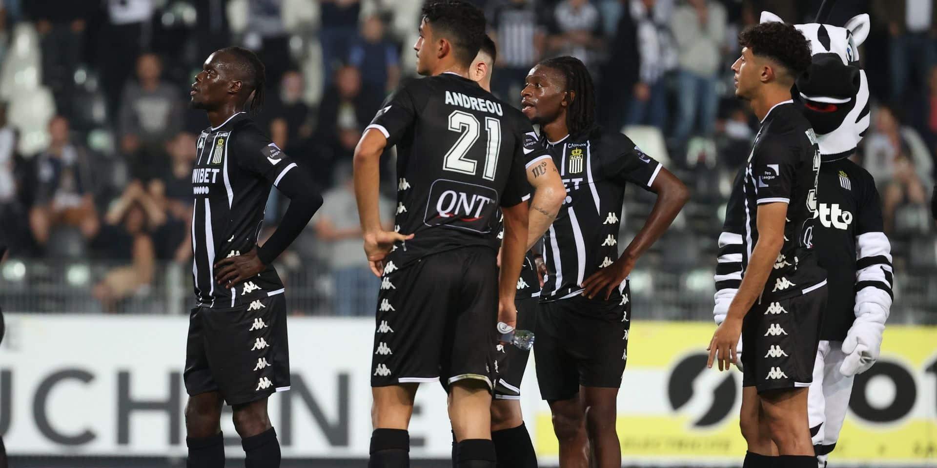 Nicholson maladroit, Morioka très présent et De Ketelaere en homme du match: les notes de Charleroi-Bruges