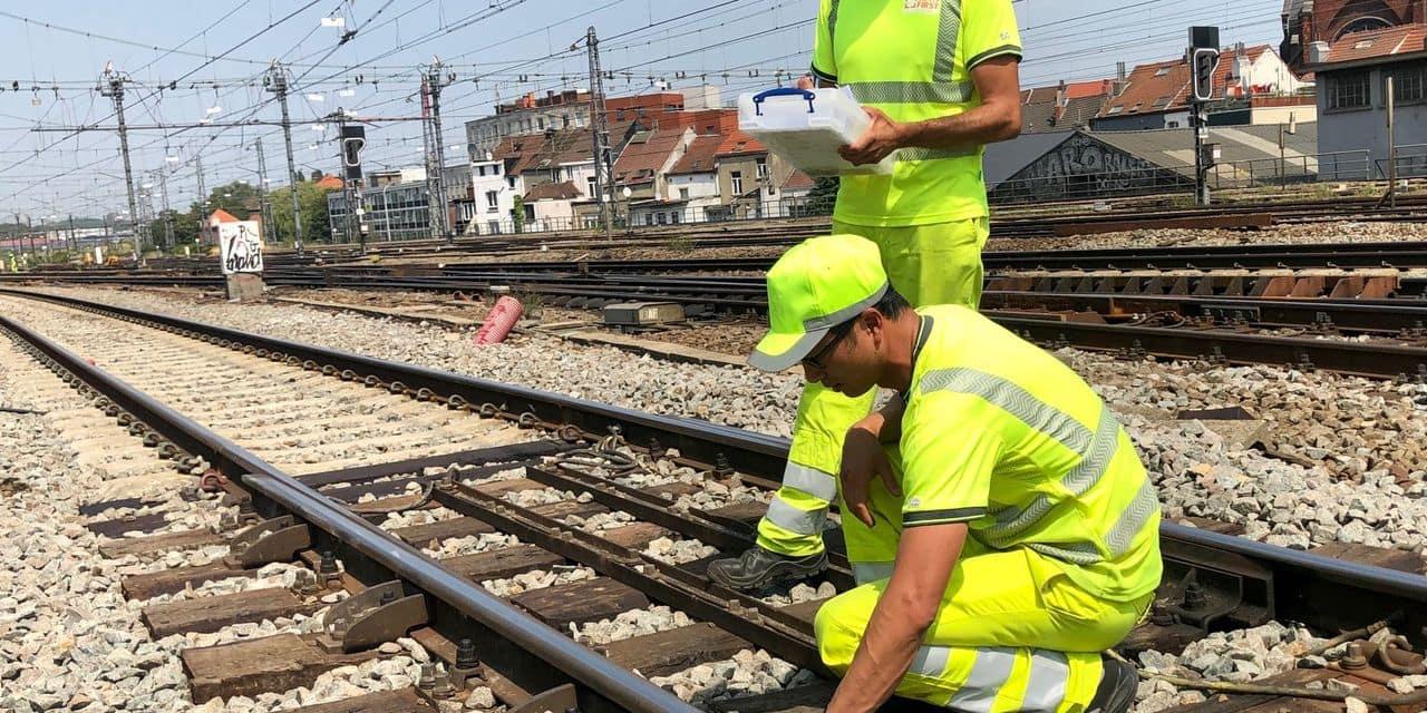 Braine-le-Comte: aucun train vers et depuis Bruxelles pendant quatre week-ends ! - dh.be