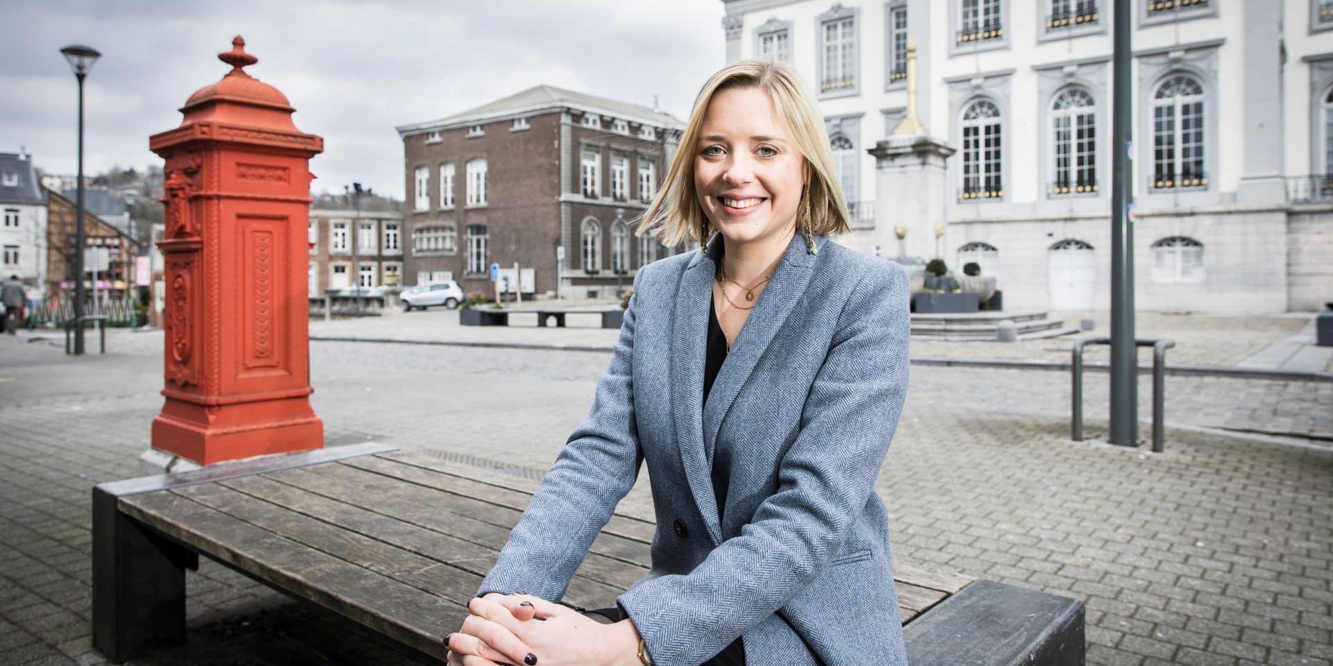 Avocate et députée à la Fédération Wallonie-Bruxelles