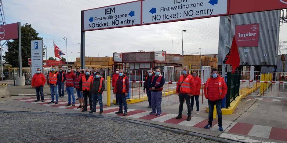 Grève chez AB InBev à Jupille: nouvelle réunion de conciliation