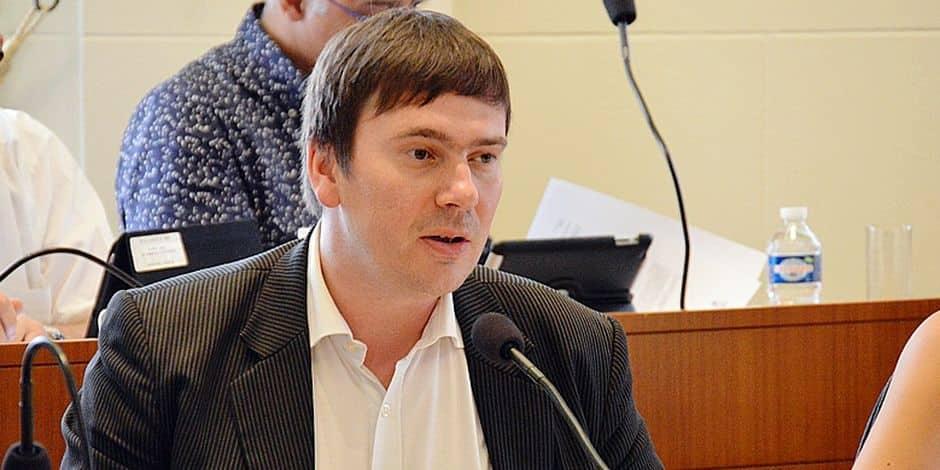 Tournai: Geoffroy Huez (PS) de retour au conseil communal