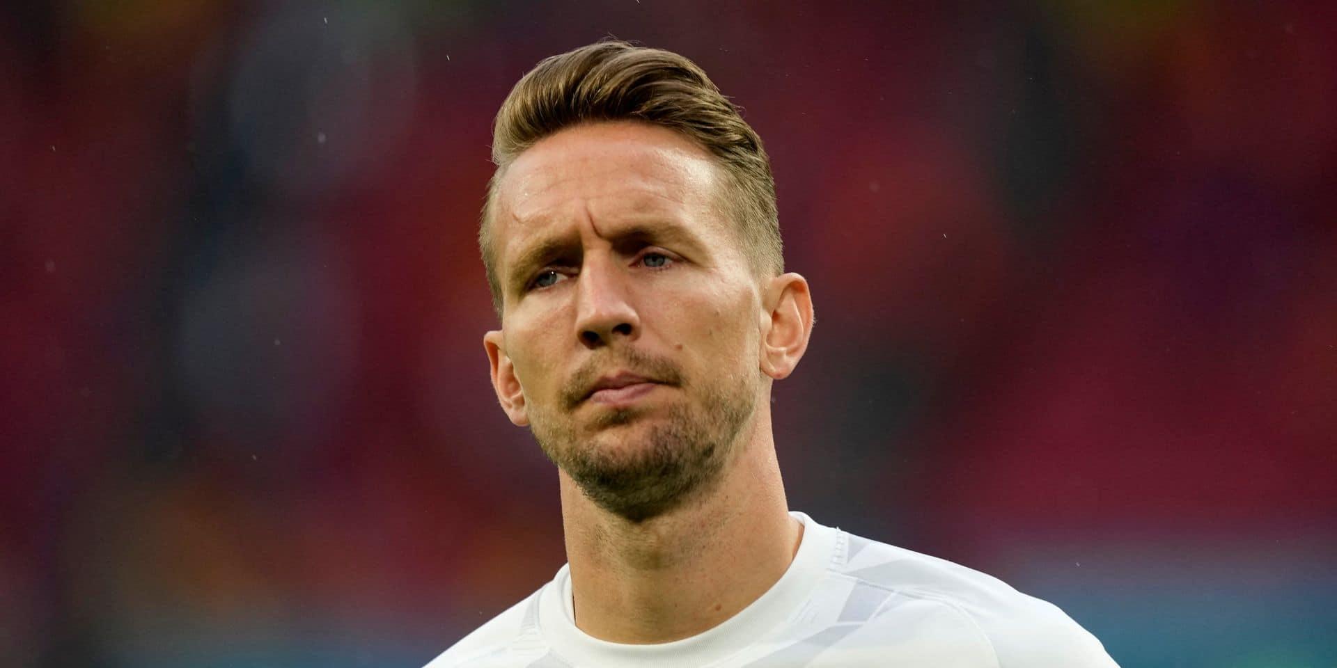 Euro 2020: l'attaquant néerlandais Luuk de Jong forfait pour la suite de l'Euro