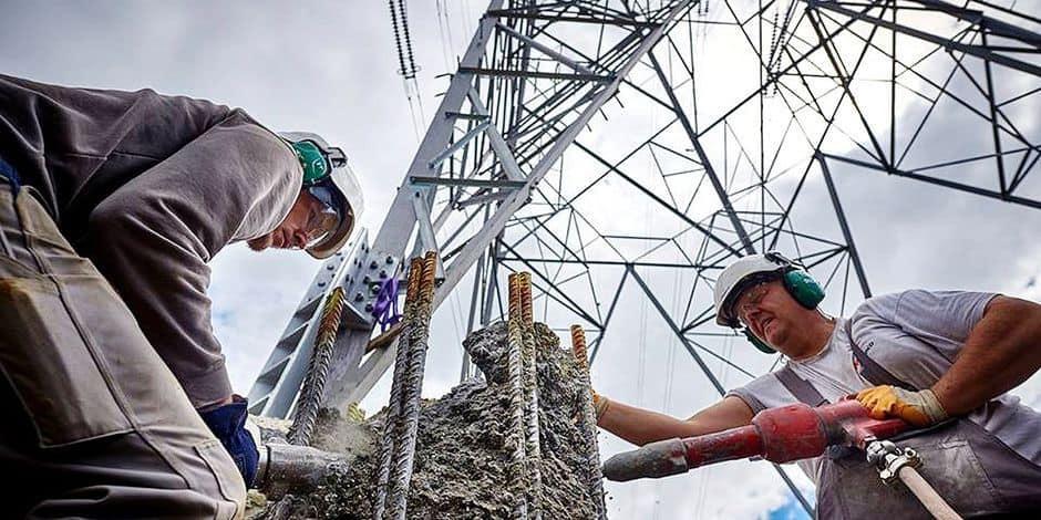 Elia présente son projet relatif à la pose d'un câble souterrain entre Oisquercq et Buizingen