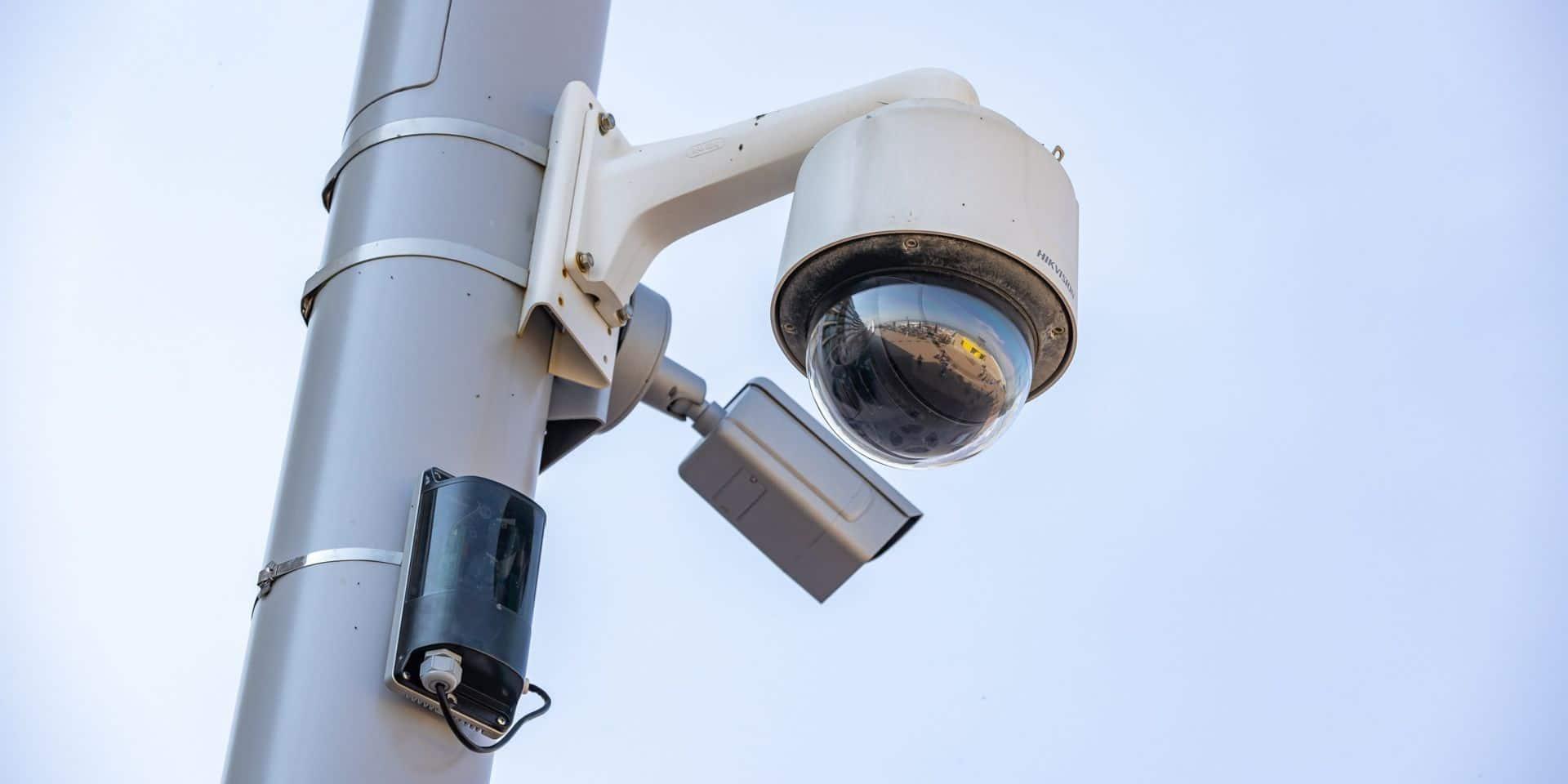 Seneffe: treize nouveaux lieux sous vidéo-surveillance