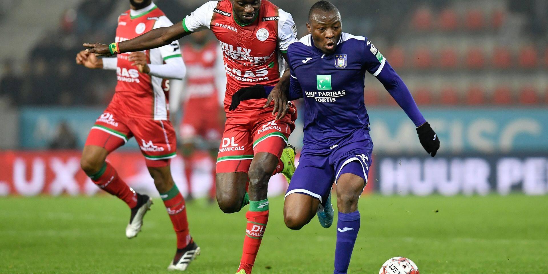 Officiel: Edo Kayembe quitte Anderlecht pour Eupen