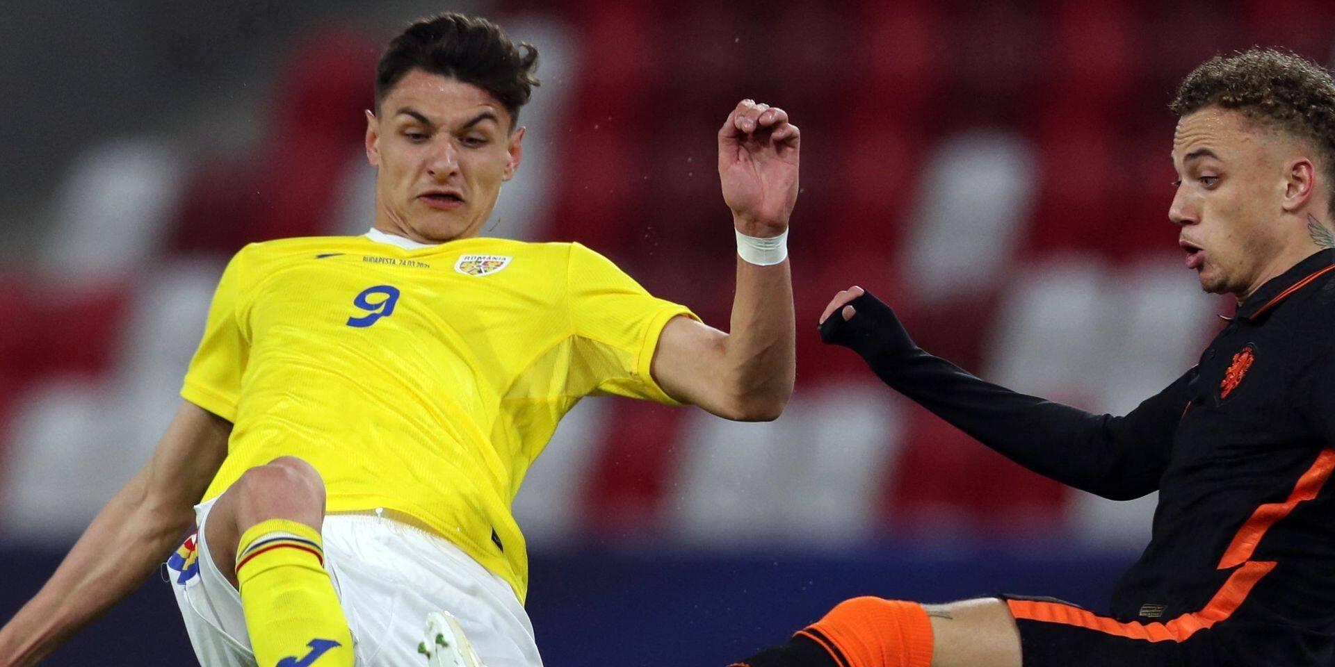 Noa Lang élu homme du match avec les espoirs néerlandais mais déçu