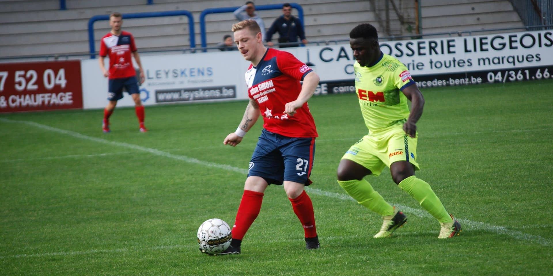 """Cyril Brissinck : """"Waucomont a peur pour son équipe? Du bluff"""""""