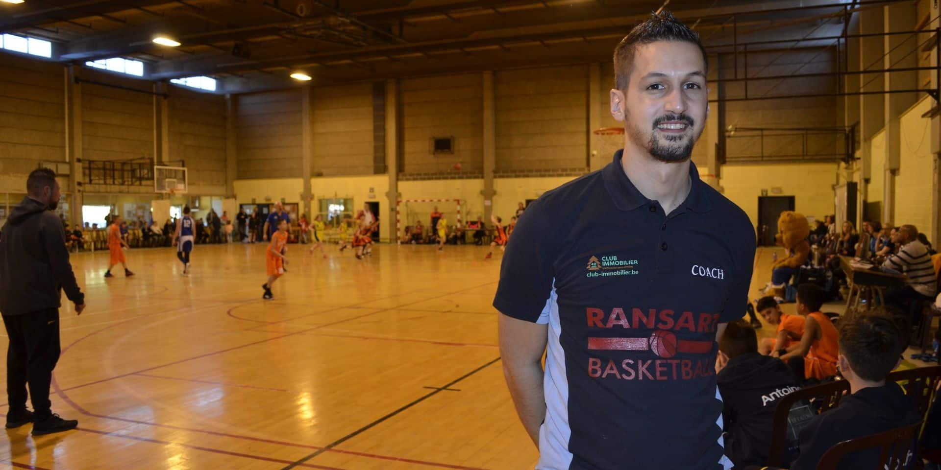 Ransart: des enfants privés de basket pour un bon moment