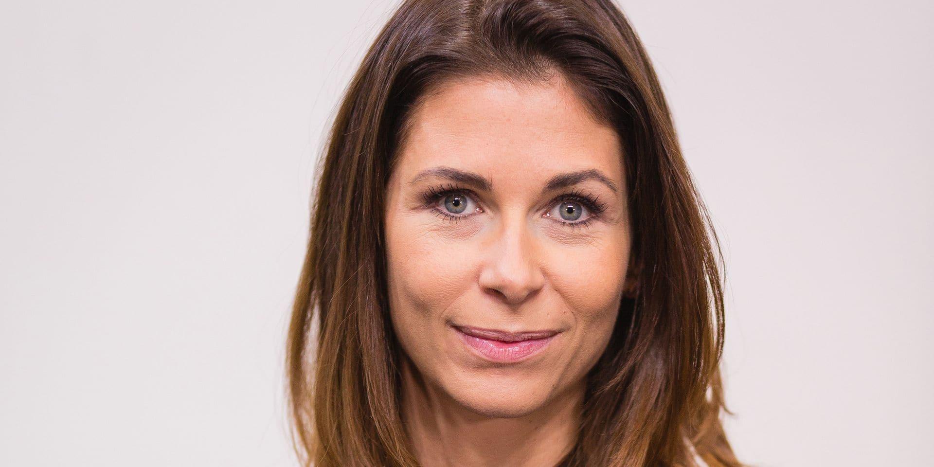 Joëlle Scoriels bientôt à la tête d'un nouveau divertissement sur la RTBF