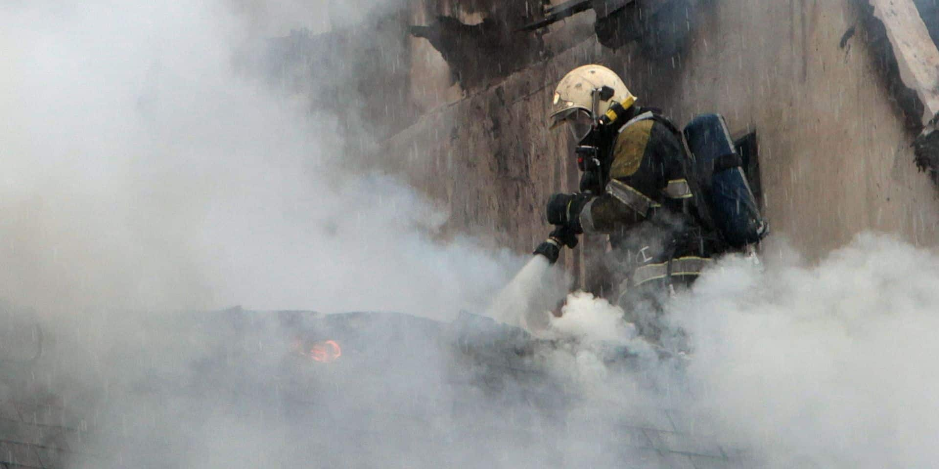 Soignies: une maison incendiée à cause d'un grille-pain