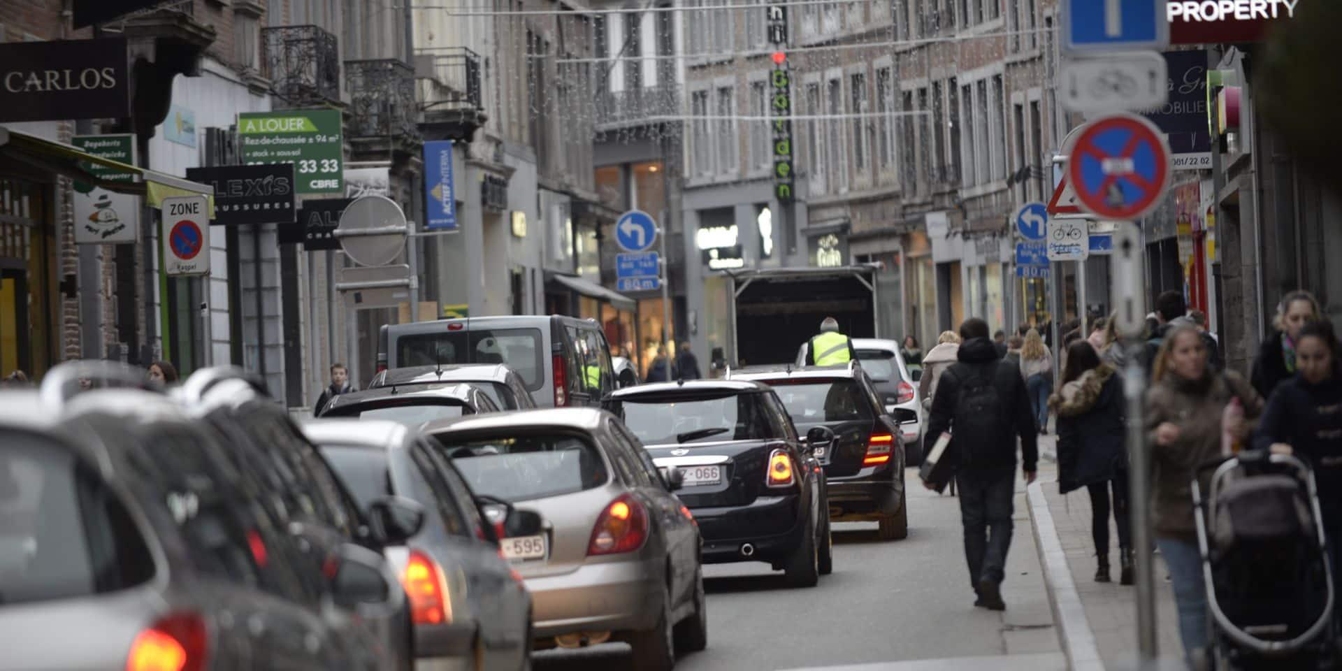 Namur: 3 mois de travaux dans le quartier du théâtre