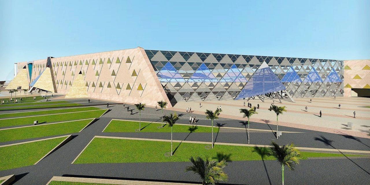Le futur Grand Musée du Caire, plus grand mystère d'Egypte