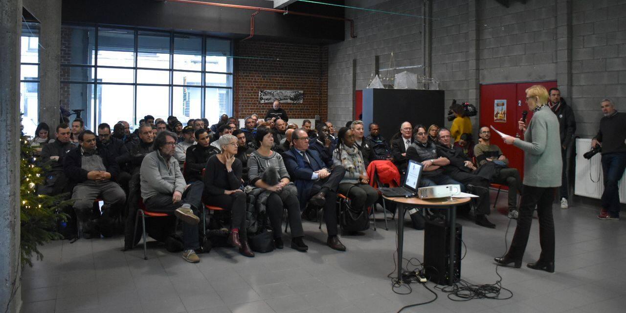 Laeken : Quatre nouveaux logements de transit pour l'accueil d'urgence