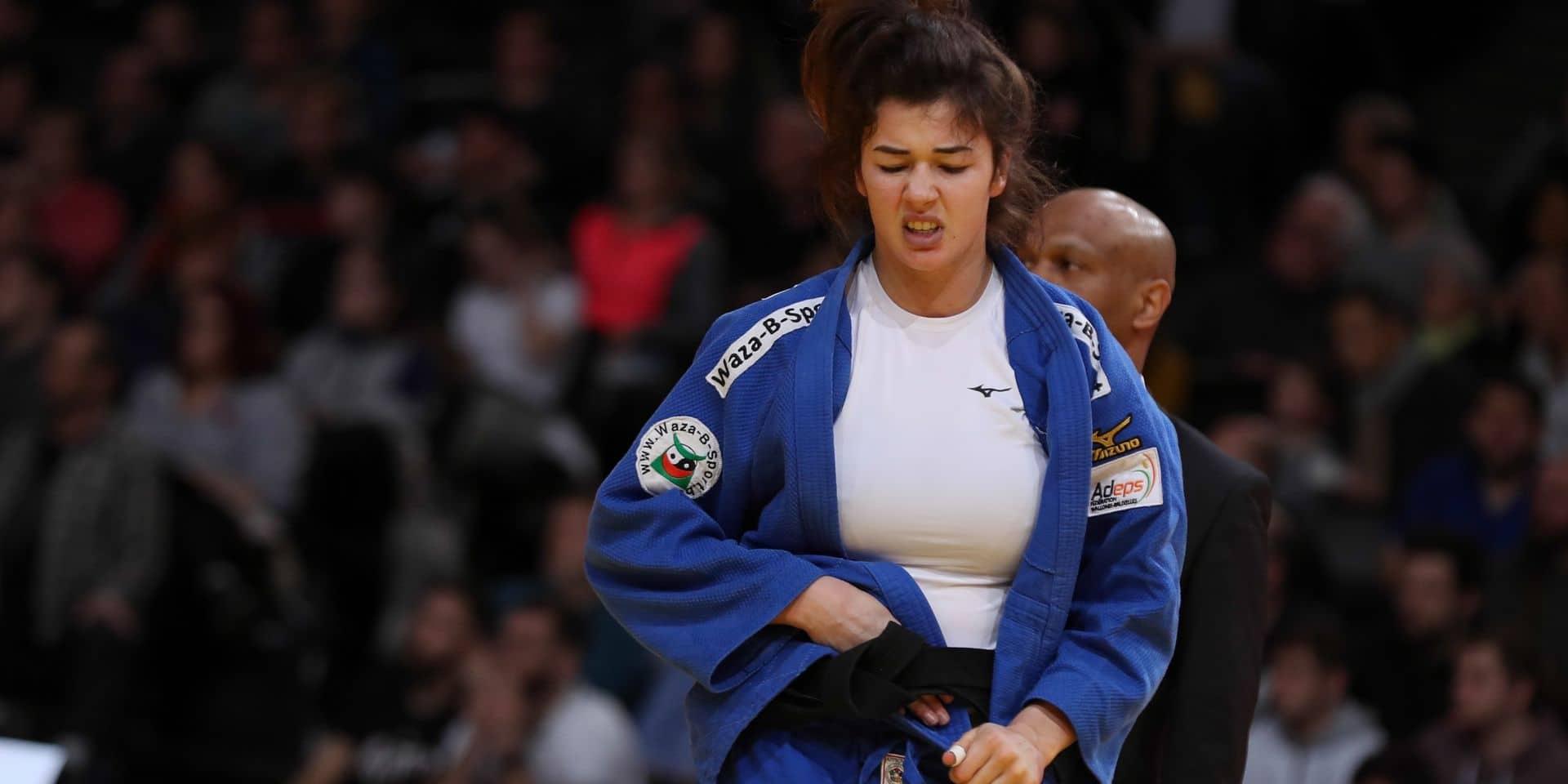 Judo : Gabriella Willems a été opérée du genou !