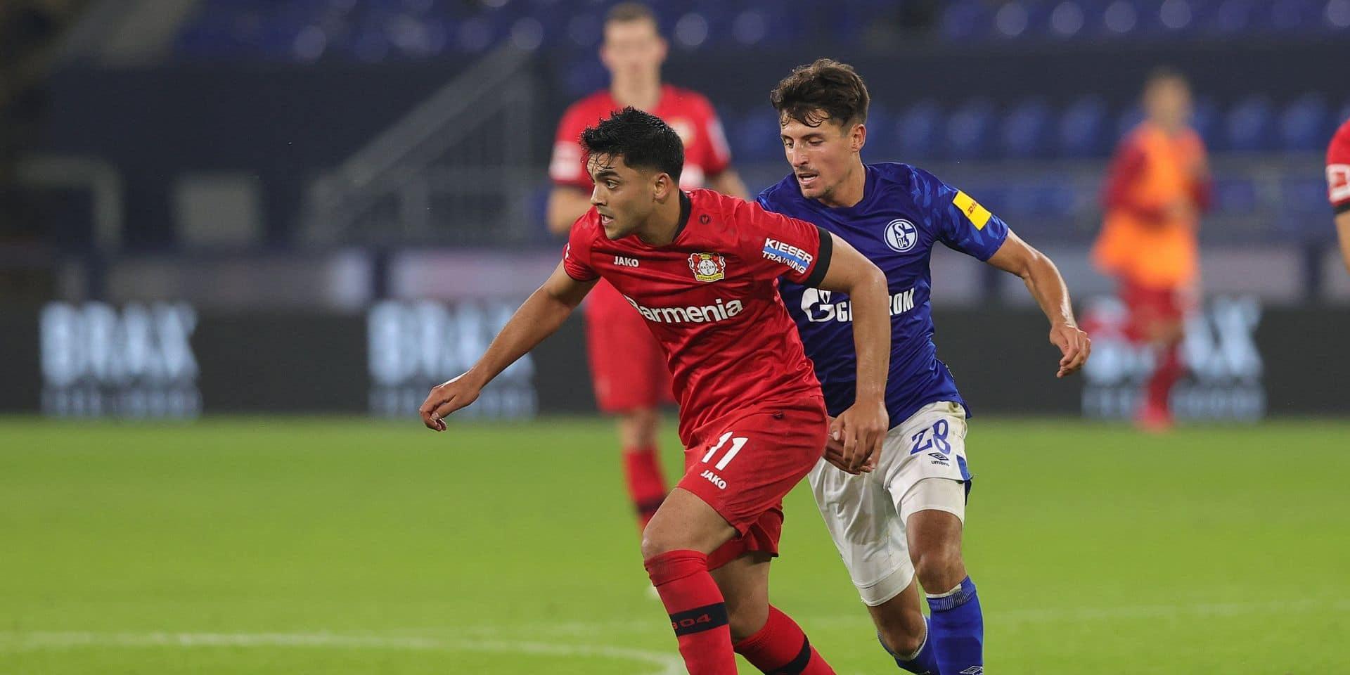 Leverkusen place un joueur en quarantaine, à 2 jours de l'Europa League