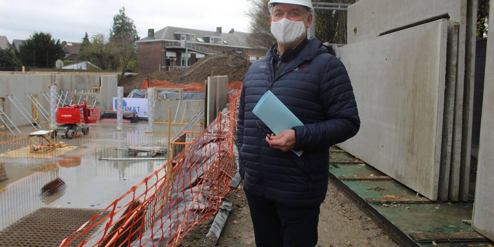 """Visite de chantier: une nouvelle résidence """"Odyssée"""" pour fin 2022"""