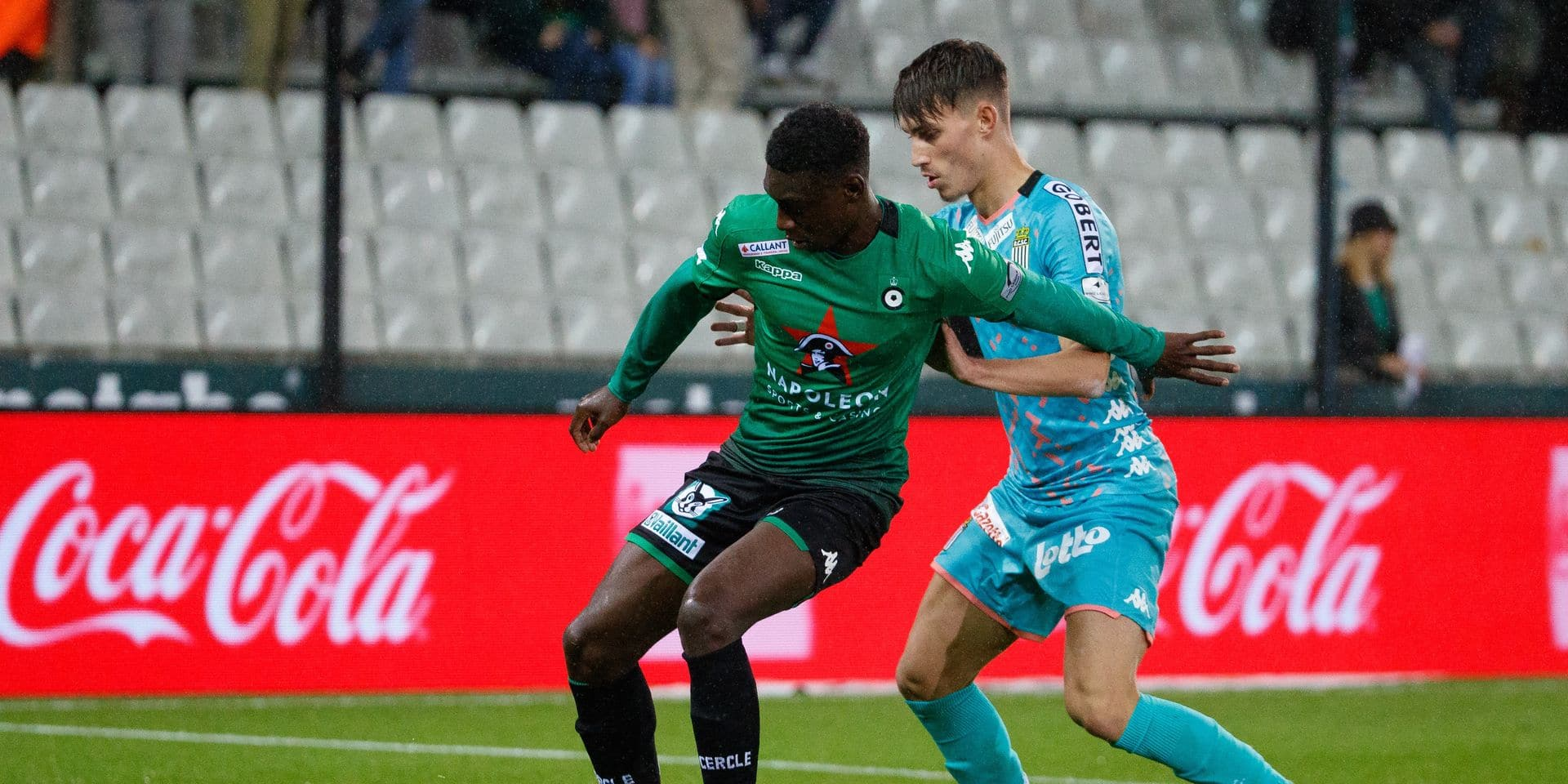 """Maxime Busi a fêté sa première titularisation: """"J'aime apporter ma fougue à l'équipe"""""""