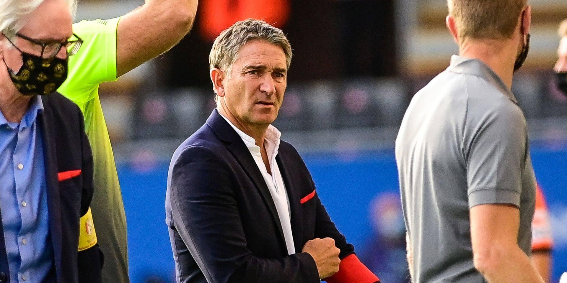 """Philippe Montanier, novice en Europe: """"Excitant de découvrir l'Europa League"""""""