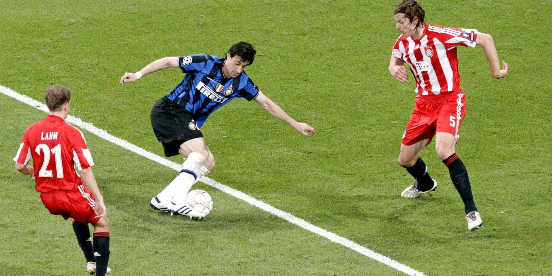 Bayern Munich vs Internazionale Milano