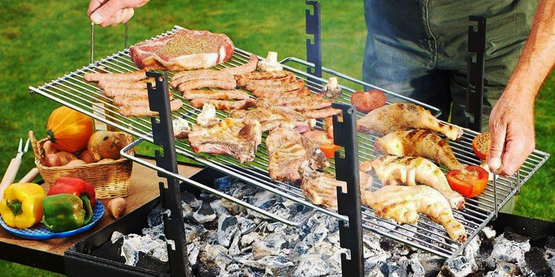 Comment Faire Un Bon Barbecue nettoyer sa grille, le premier geste pour un barbecue sain