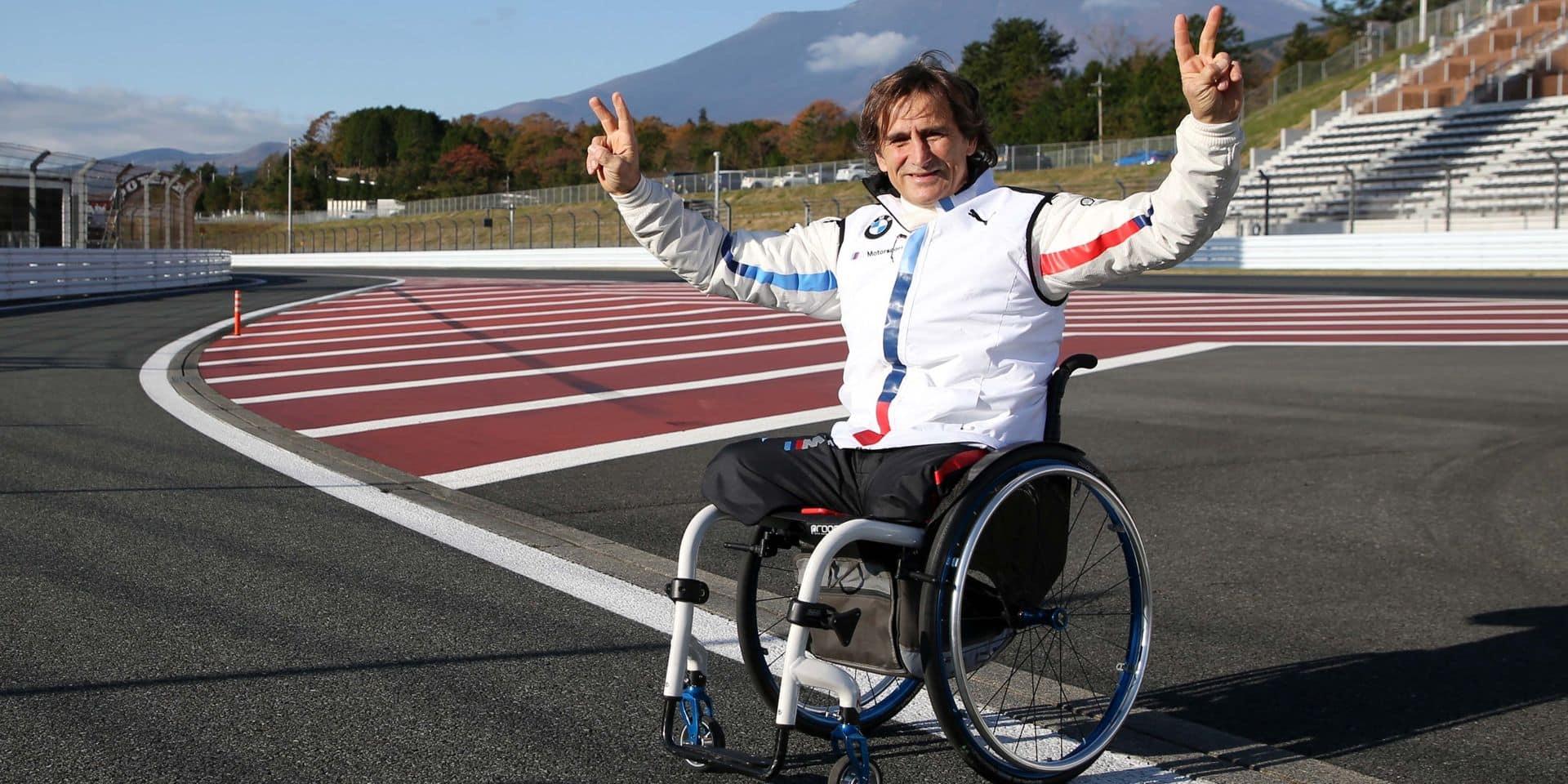 """Alex Zanardi placé dans un coma artificiel : """"Son état demeure sérieux mais stable"""""""