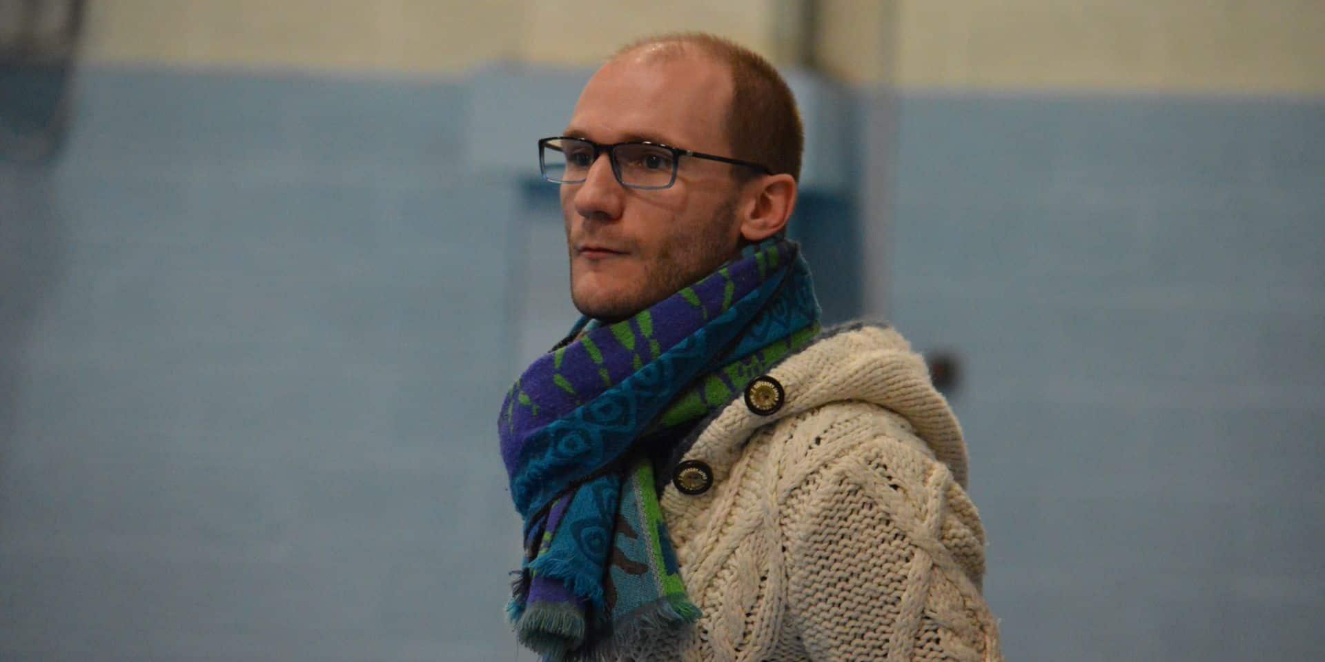 Basket-ball: Heneffe ne sera plus à la tête de Bastogne l'an prochain