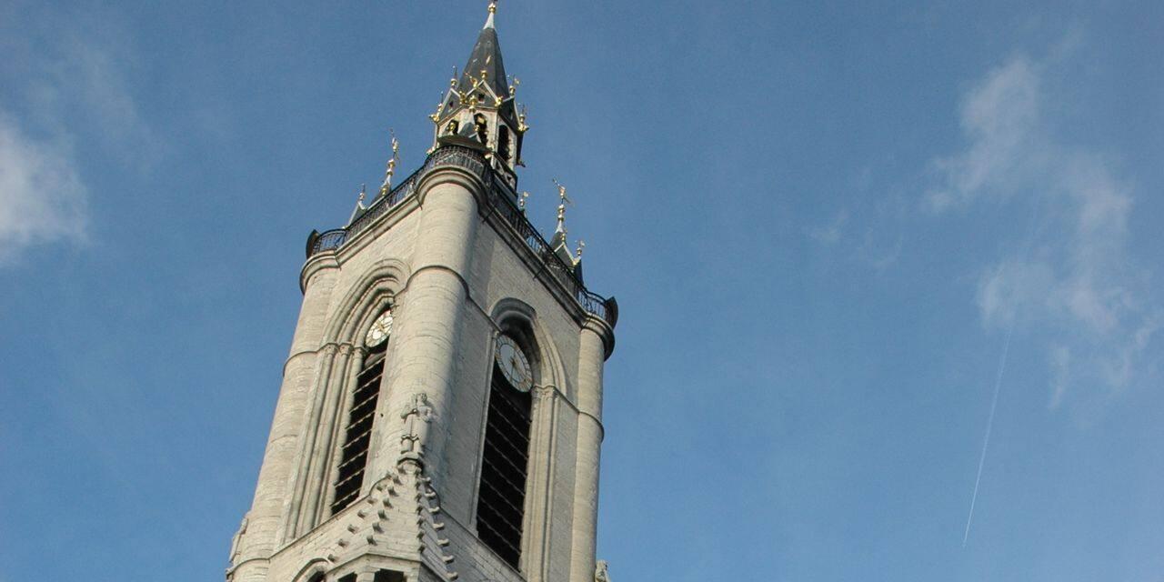 Tournai : Le beffroi rouvert cet automne ?